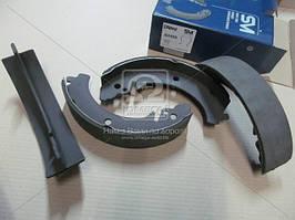 Колодки тормозные барабанные Жигули ВАЗ 2101-2107 - 2107 (Dafmi). ДА656