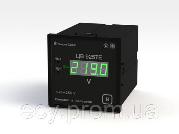 ЦВ 9257 Преобразователи измерительные цифровые напряжения постоянного тока, фото 2