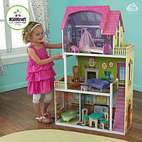 Игровой кукольный домик для барби KidKraft Florence