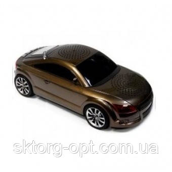 Колонка портативная машинка AUDI TT S9