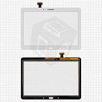 Сенсорный экран (touchscreen) для Samsung Galaxy Note 10.1 P600/P601/P605, белый, оригинал