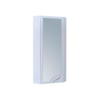 Шкаф навесной угловой 30 зеркало левый (Код: SH-0130-ZL)