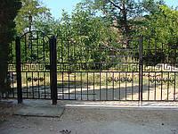 Заборы. Заборы решетчатые в Севастополе