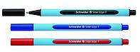 Ручка шариковая SCHNEIDER Slider Edge F 152001, черная