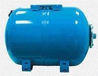 Гидроаккумулятор Aquasystem VAO 50 (50л горизонтальный), фото 1