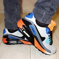 Кроссовки цветные Nike Air мультиколор
