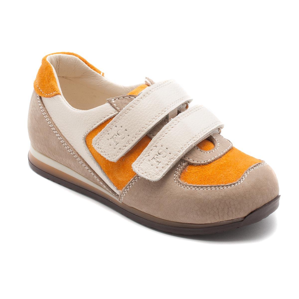 Кроссовки FS Сollection детские, замшевые, на липучках, размер 20-30