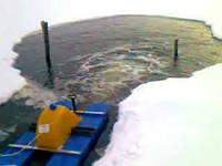 Аэраторы для не замерзания водоема