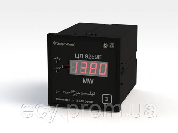 ЦЛ 9259 Преобразователи измерительные цифровые активной мощности трехфазного тока, фото 2