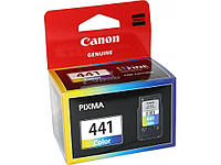 Струйный картридж Canon CL-441 Color Цвета: C / M / Y (5221B001) Совместимость: CANON PIXMA MG2140 / 3 140, Ре