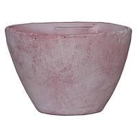Горшок для цветов, глина, сиреневый Mica Decorations 1002836