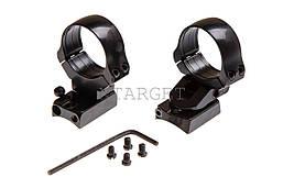 Кольца Apel 30 мм для Sauer S 202 Standart высота 17 мм