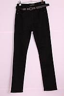 """Женские зауженные джинсы """"LADY.N"""" большого размера."""