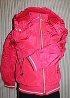 Куртка весна-осень для девочки. Детская одежда.