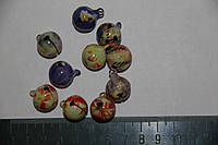 Бубенчики, цветные, 18 мм