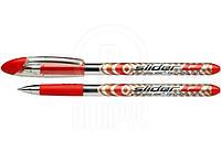 Ручка шариковая SCHNEIDER Slider F 151002, красная