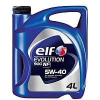Автомобильное масло для двигателя Elf Evolution 900 NF 5W-40 (4л)