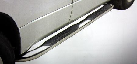 Подножки  Suzuki Grand Vitara 2005+