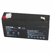 Аккумулятор гелевый 6V 1.3Ah VIPOW