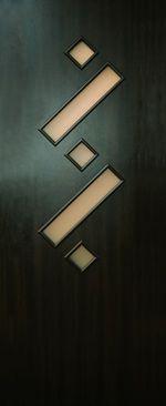 Дверное полотно ламинированные финиш пленкой Танго 2 ПО МДФ