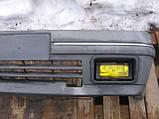 Бампер передний б/у на Renault 19 год 1988-1992, фото 3