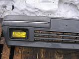 Бампер передний б/у на Renault 19 год 1988-1992, фото 4