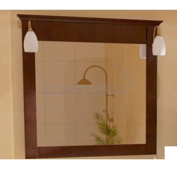 Зеркало без подсветки Marsan Desiree 700 венге, 700х920 мм