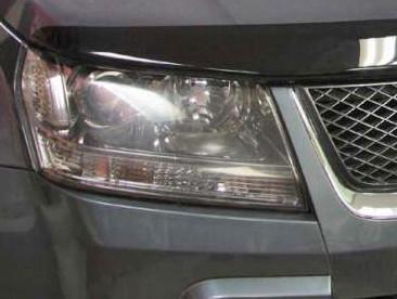 Защита фар Suzuki Grand Vitara 2005-2013