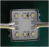 Светодиодный модуль 3528 6LED 12В холодный белый