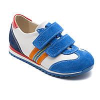 Весенние кроссовки FS Сollection для мальчика, на двух липучках, размер 20-30