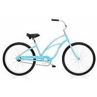 """Велосипед 26"""" ELECTRA Cruiser 1 Ladies' Blue, фото 1"""