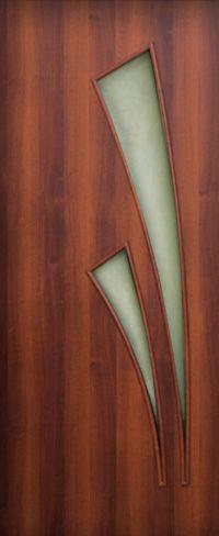 Дверное полотно ламинированные финиш пленкой Триумф ПО МДФ