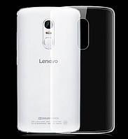 Ультратонкий 0,3мм чехол для Lenovo Vibe X3 прозрачный