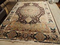 Роскошные иранские классические ковры, шикарные персидские ковры с мелким рисунком