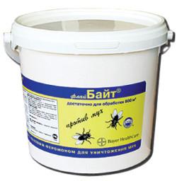 Флай Байт 2 кг высокоэффективное средство от мух