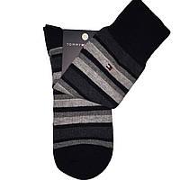 Носки мужские без шва Tommу широкая полоска, фото 1