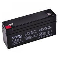 Аккумулятор гелевый 6V  3.3Ah VIPOW