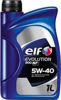 Автомобильное масло для двигателя Elf Evolution 900 NF 5W-40 (1л)