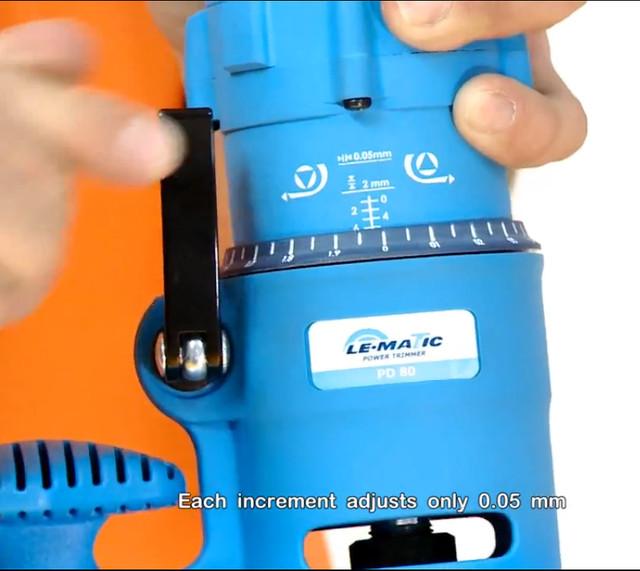 Фрезер для обработки кромки ПВХ Optimal Set-200