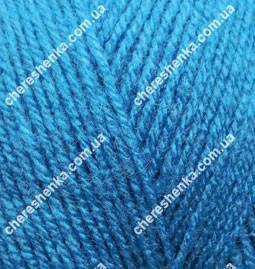 Нитки Alize Sekerim Bebe 387 морская волна, фото 2
