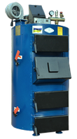 Твердотопливный котел Идмар СиС 100 кВт. (Ідмар СіС, Idmar SiS) длительного горения.
