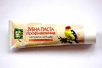 Зубная паста эколюкс с экстрактом дуба