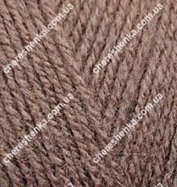 Нитки Alize Sekerim Bebe 534 светло коричневый