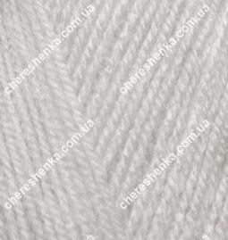 Нитки Alize Sekerim Bebe 594 серый