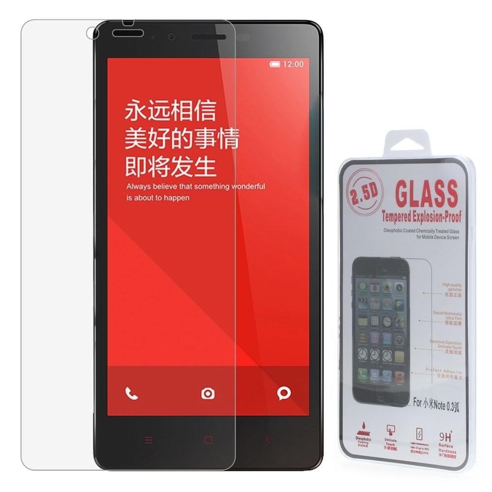 Защитное стекло Optima 9H для Xiaomi Mi Note