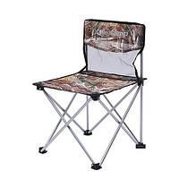 Стул складной KingCamp Compact Chair in Steel M Camo KC3832
