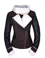TOPSHOP женская байкерская куртка косуха