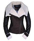 TOPSHOP женская байкерская куртка косуха, фото 2