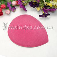 Основа для вуалетки - капля, розовый