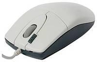 Мышка A4Tech OP-620D USB White (Интерфейс: USB, тип сенсора: оптическая, 800 dpi, количество кнопок: 3, назнач